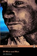 Steinbeck John: PER | Level 2: Of Mice and Men Bk/MP3 Pack