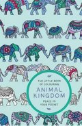 Anderson Amber: The Little Book of Colouring Animal Kingdom - Peace in Your Pocket