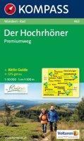 neuveden: Der Hochrhöner,Premiumweg 463 / 1:50T NKOM