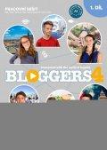 neuveden: Bloggers 4 (A2.2) – 2dílný pracovní sešit + žákovská licence