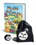 Payne C. D.: Mládí v hajzlu - Povolení prudit + batoh + placka Limitované edice