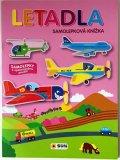 neuveden: Letadla - samolepková knížka