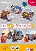 neuveden: Bloggers 1 – 2dílný pracovní sešit s kódem k interaktivní verzi