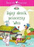 neuveden: Škola pro princezny - Tajný deník princezny Wen