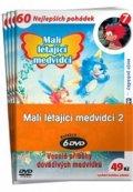 neuveden: Malí létající medvídci 2. - 7 - 12 / kolekce 6 DVD