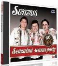 neuveden: Senzus - Senzační senzus párty - 1 CD