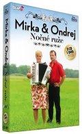 neuveden: Mirka a Ondrej - Nočné ruže - CD+DVD