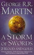 Martin George R. R.: A Storm of Swords 2: Blood and Gold