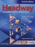 Soars John and Liz: New Headway Intermediate Maturita Student´s Book 4th (CZEch Edition)