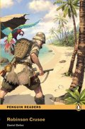 Defoe Daniel: PER | Level 2: Robinson Crusoe Bk/MP3 Pack