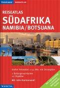 neuveden: Jižní  Afrika, Namíbie, Botswana atlas VWK/ 1:1,5Mio