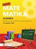 neuveden: Hravá matematika 8 - Učebnice 1. díl (algebra)