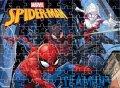 neuveden: Vybarvující puzzle Spiderman, 49 x 36 cm (100 Pcs.)