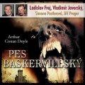 Doyle Arthur Conan: Pes baskervillský - CDmp3 (Čte Ladislav Frej, Vladimír Javorský)