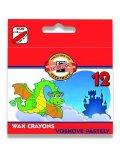neuveden: Koh-i-noor voskovky WAX CRAYON 12 ks