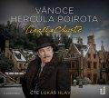 Christie Agatha: Vánoce Hercula Poirota - CDmp3 (Čte Lukáš Hlavica)