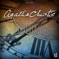 Christie Agatha: Hodiny - CDmp3 (Čte Lukáš Hlavica)