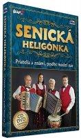 neuveden: Senická heligonka - Priatelia známí - CD+DVD