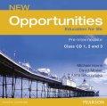 Harris Michael: New Opportunities Pre-Intermediate Class CD
