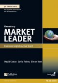 Cotton David: Market Leader 3rd Edition Elementary Active Teach