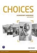 Fricker Rod: Choices Elementary Workbook w/ Audio CD Pack