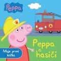 neuveden: Prasátko Peppa a hasiči - Moje první knížka