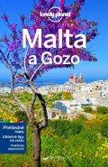 Atkinson Brett: Malta a Gozo - Lonely Planet