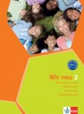 neuveden: Wir neu 2 (A2.1) – učebnice