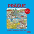 Drobný Libor: PRAGUE - Puzzles, Colouring, Quizzes