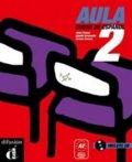 kolektiv autorů: Aula 2 – Libro del alumno + CD