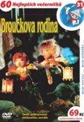 Karafiát Jan: Broučkova rodina - DVD