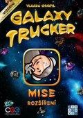 neuveden: Galaxy Trucker: Mise/Společenská hra