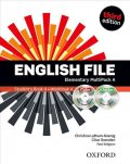 Latham-Koenig Christina; Oxenden Clive: English File Elementary Multipack A (3rd) without CD-ROM