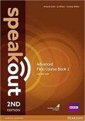 Clare Antonia, Wilson J.J.: Speakout 2nd Edition Advanced Flexi 1 Coursebook