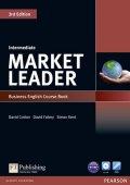Cotton David: Market Leader 3rd Edition Intermediate Coursebook w/ DVD-Rom Pack