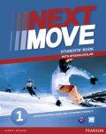 Barraclough Carolyn: Next Move 1 Students´ Book w/ MyEnglishLab Pack