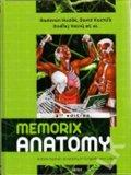 Hudák Radovan a kolektiv: Memorix Anatomy - Entire human anatomy in English and Latin - 2. vyd.