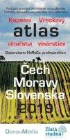 neuveden: Kapesní atlas vinařství/Vreckový atlas vinárstev - Čech, Moravy - Slovenska