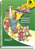 Štíplová Ljuba, Němeček Jaroslav,: Proslulé příběhy Čtyřlístku 1974 - 1976 / 3. velká kniha