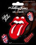neuveden: Samolepky The Rolling Stones