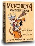 neuveden: Munchkin 4/Království za oře - Karetní hra - rozšíření