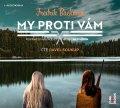 Backman Fredrik: My proti vám - 2CDmp3 (Čte Pavel Soukup)