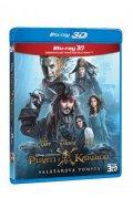 neuveden: Piráti z Karibiku 5: Salazarova pomsta 2BD (3D+2D)