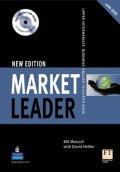 Mascull Bill: Market Leader Upper Intermediate Teacher´s Book w/ DVD Pack