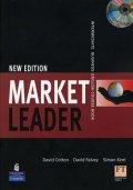 Cotton David: Market Leader Intermediate Coursebook w/ Class CD/Multi-Rom Pack