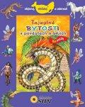 neuveden: Tajuplné bytosti v pověstech a bájích - 8x puzzle, objevuj, skládej a obkre