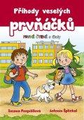 Pospíšilová Zuzana: Příhody veselých prvňáčků - První čtení s úkoly