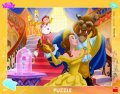Disney Walt: Kráska a zvíře - Puzzle 40 deskové