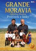 neuveden: Grande Moravia - Prstýnek z lásky - CD + DVD