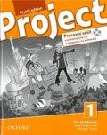 Hutchinson, T.; Hardy-Gould, J.; Trnová, M.: Project 1 Pracovní sešit s poslechovým CD a Project Online Practice (4th)